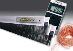 ELECTROSTATIC DISCHARGERS – ANTISTATIC BRUSHES – ELECTROSTATIC BRUSHES