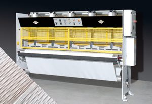 HOT WELDING MACHINE FOR FABRICS – HOT WELDING FOR SEALING FABRICS