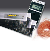 Electrostatic discharger and brushes