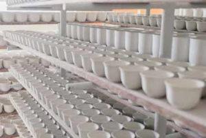 ZPARROW: double membrane pumps for CERAMICS INDUSTRY