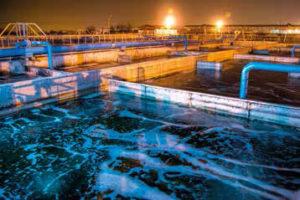 ZPARROW: double membrane pumps for WATER TREATMENT