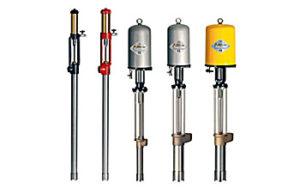 ZPARROW: Piston pumps