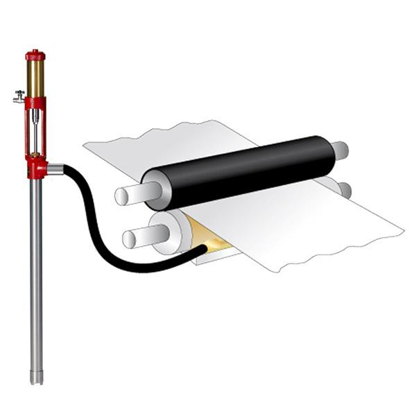 ZPARROW: pompe incollatrici per il settore del legno