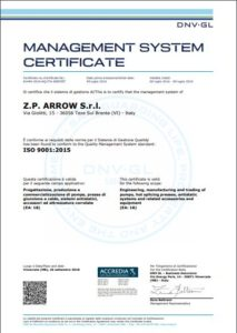 company-producers-pumps-italian-production-zparrow-management-system-certificate